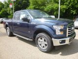 2017 Ford F150 XLT SuperCab 4x4 Data, Info and Specs