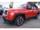 2017 Colorado Red Jeep Renegade Sport #121117421