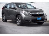2017 Modern Steel Metallic Honda CR-V LX #121117482