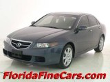 2005 Carbon Gray Pearl Acura TSX Sedan #12095790