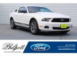 2011 Performance White Ford Mustang V6 Premium Coupe #121149369
