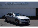 2017 Glacier Silver Metallic BMW 3 Series 330i xDrive Sedan #121149280