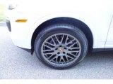 Porsche Cayenne Wheels and Tires