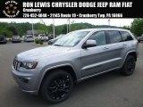 2017 Billet Silver Metallic Jeep Grand Cherokee Laredo 4x4 #121197777