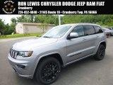 2017 Billet Silver Metallic Jeep Grand Cherokee Laredo 4x4 #121197775