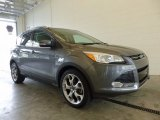 2014 Sterling Gray Ford Escape Titanium 1.6L EcoBoost 4WD #121197813
