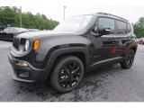 2017 Jeep Renegade Latitude Front 3/4 View