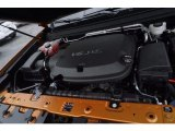 Chevrolet Colorado Engines