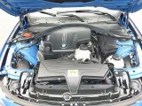 2014 BMW 3 Series Engines