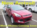2015 Ruby Red Metallic Ford Escape Titanium 4WD #121221491