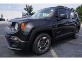 2017 Black Jeep Renegade Sport #121221328