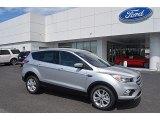 2017 Ingot Silver Ford Escape SE #121248772