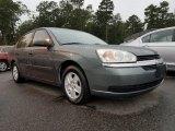 2005 Medium Gray Metallic Chevrolet Malibu LS V6 Sedan #121259368