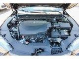 2018 Acura TLX V6 A-Spec Sedan 3.5 Liter SOHC 24-Valve i-VTEC V6 Engine