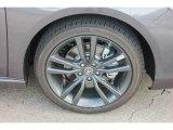 2018 Acura TLX V6 SH-AWD A-Spec Sedan Wheel