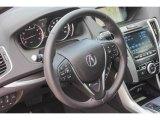 2018 Acura TLX V6 SH-AWD A-Spec Sedan Steering Wheel