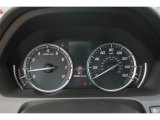 2018 Acura TLX Technology Sedan Gauges