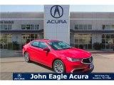 2018 San Marino Red Acura TLX Technology Sedan #121258543