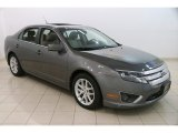 2011 Sterling Grey Metallic Ford Fusion SEL V6 #121249050
