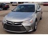2015 Celestial Silver Metallic Toyota Camry LE #121249003