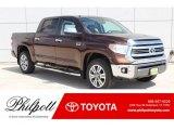 2017 Sunset Bronze Mica Toyota Tundra 1794 CrewMax 4x4 #121248117