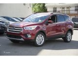 2017 Ruby Red Ford Escape SE 4WD #121245477