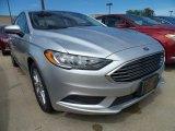 2017 Ingot Silver Ford Fusion SE #121248972