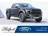2017 Shadow Black Ford F150 SVT Raptor SuperCrew 4x4 #121248071