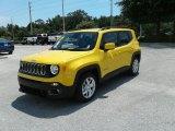 2017 Solar Yellow Jeep Renegade Latitude #121247177