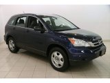 2010 Royal Blue Pearl Honda CR-V LX #121248954