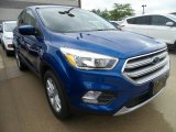 2017 Lightning Blue Ford Escape SE #121247098