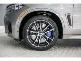BMW X6 M 2017 Wheels and Tires