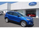 2017 Lightning Blue Ford Escape SE #121259125