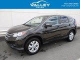 2014 Kona Coffee Metallic Honda CR-V EX AWD #121245335