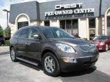 2008 Cocoa Metallic Buick Enclave CXL #12136922