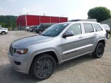 2017 Billet Silver Metallic Jeep Grand Cherokee Laredo 4x4 #121248837