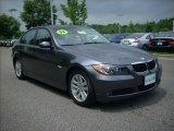 2006 Sparkling Graphite Metallic BMW 3 Series 325xi Sedan #12121049