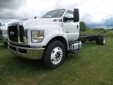 2017 Ford F650 Super Duty Regular Cab Chassis Data, Info and Specs