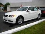 2007 Alpine White BMW 3 Series 328i Sedan #12125786