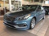 2017 Nouveau Blue Hyundai Sonata Sport #121246111