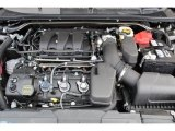 2017 Ford Taurus Engines