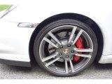 Porsche 911 2011 Wheels and Tires