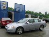 2006 Glacier Blue Metallic Chevrolet Impala LS #12124663