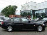 2009 Jet Black BMW 3 Series 328xi Sedan #12122320
