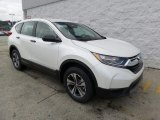 2017 White Diamond Pearl Honda CR-V LX AWD #121248748