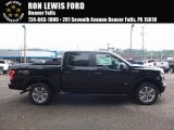 2017 Shadow Black Ford F150 XL SuperCrew 4x4 #121248741