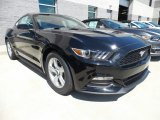 2017 Shadow Black Ford Mustang V6 Coupe #121245236