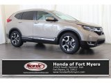 2017 Sandstorm Metallic Honda CR-V Touring #121259022