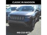 2017 Granite Crystal Metallic Jeep Grand Cherokee Laredo 4x4 #121245214