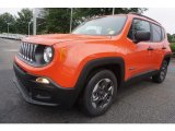 2017 Omaha Orange Jeep Renegade Sport #121246915